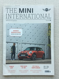 MINI International feature cover